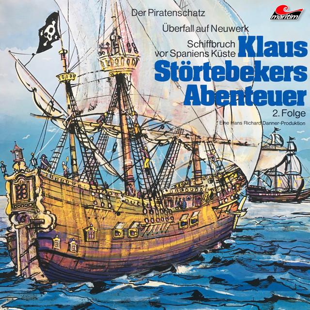 Folge 2: Der Piratenschatz und andere Abenteuer Cover