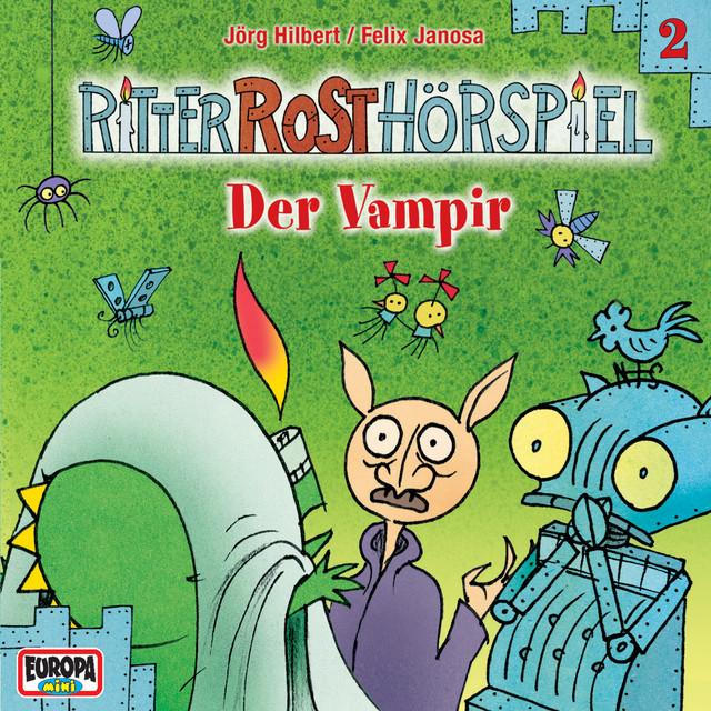02 - Der Vampir Cover