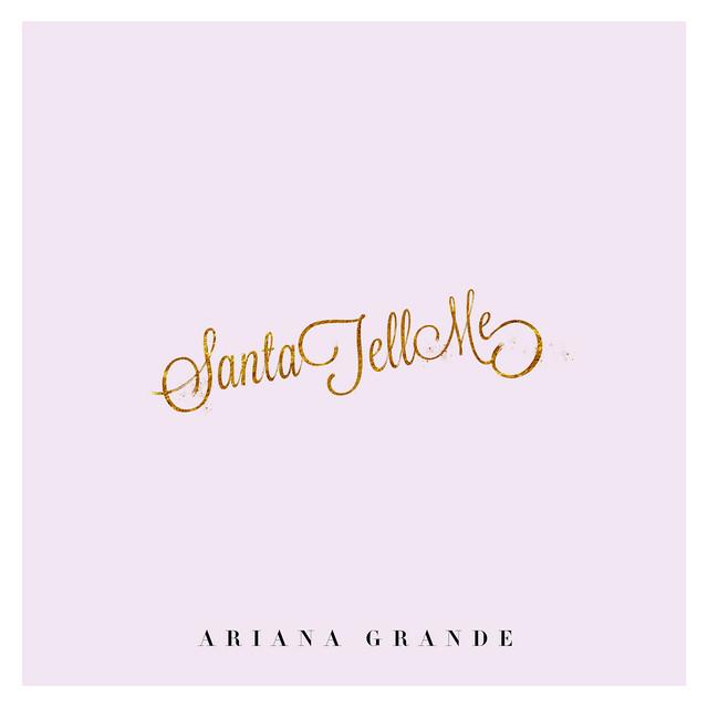 Santa Tell Me cover