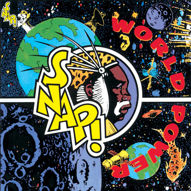 The Power album cover