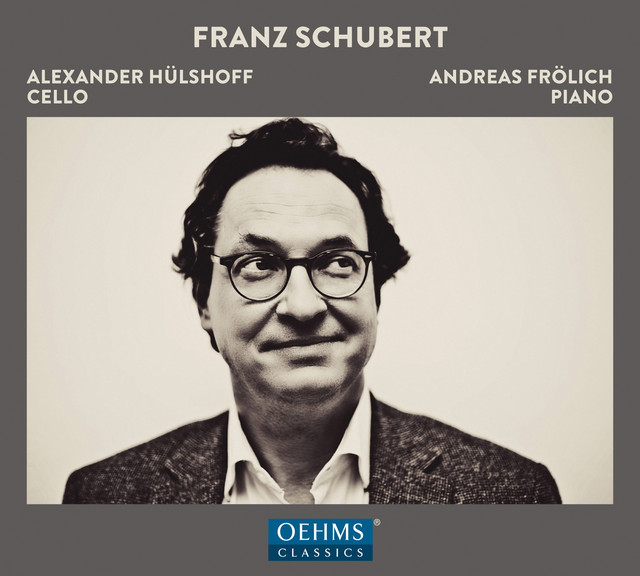 Schubert: Works for Cello & Piano