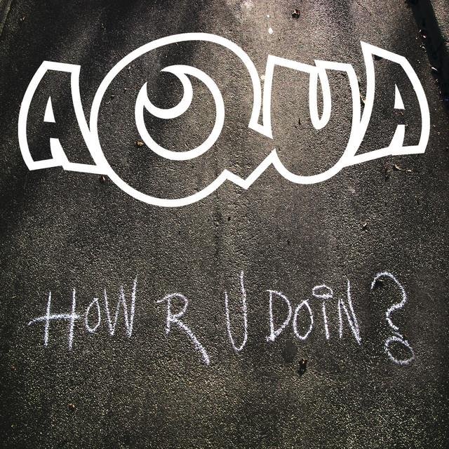 Artwork for How R U Doin? by Aqua