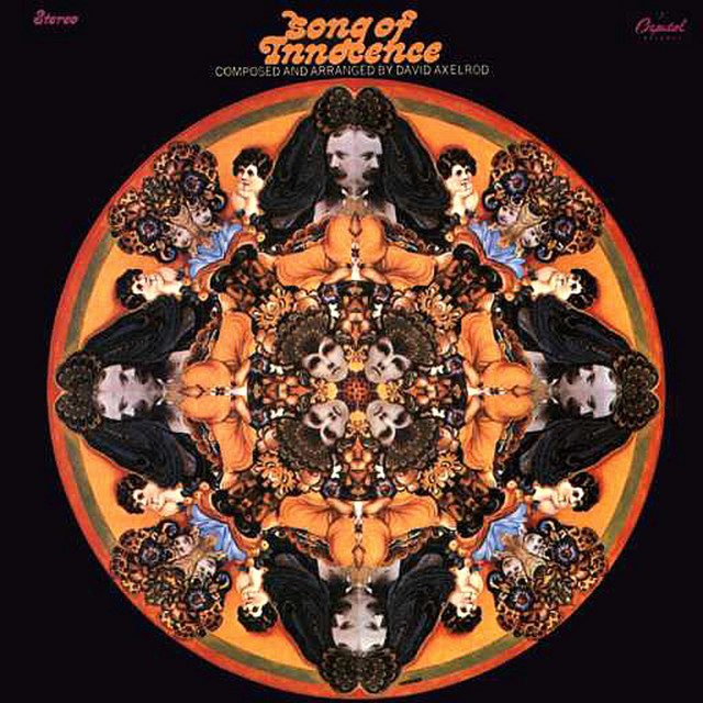 The album cover for Song Of Innocence by David Axelrod.
