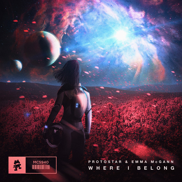 Album cover art: Protostar - Where I Belong