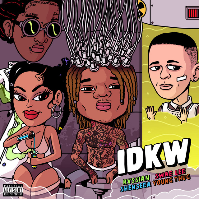 IDKW (with Shenseea & Swae Lee feat. Young Thug)