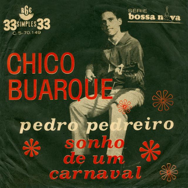 Pedro Pedreiro/ Sonho de um Carnaval (Ao Vivo) - Ep