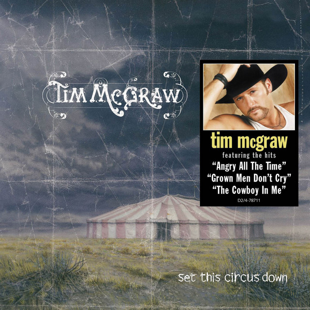 Grown Men Don't Cry album cover