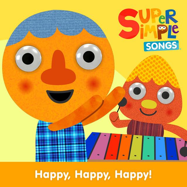 Happy, Happy, Happy!