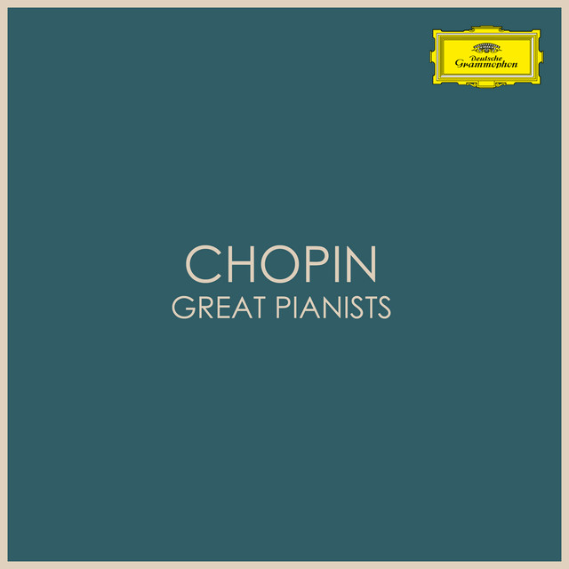 Chopin - Great Pianists