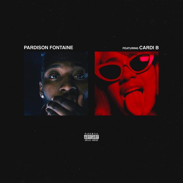 """Résultat de recherche d'images pour """"spotify Backin' It Up (Feat. Cardi B)"""""""