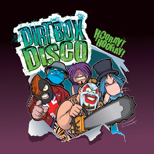 Dirt Box Disco tickets and 2020 tour dates