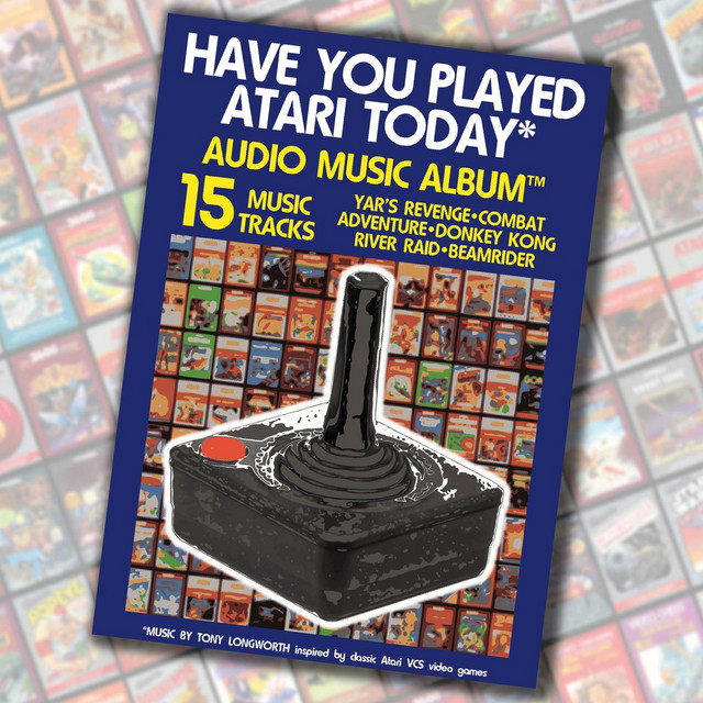 Have You Played Atari Today?