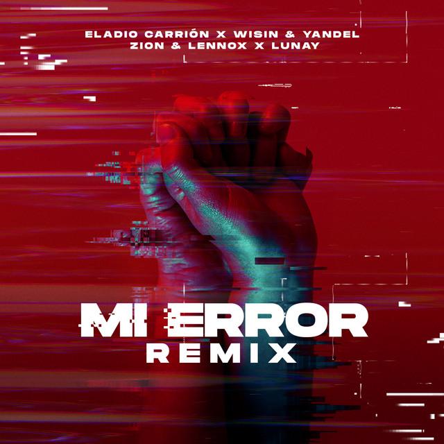 Mi Error Remix album cover