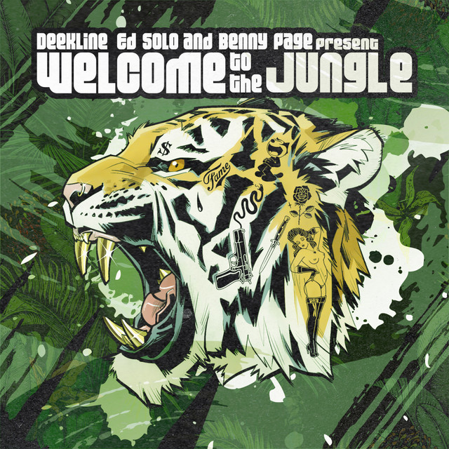 Benny Page, Deekline & Ed Solo present Welcome To The Jungle (DJ Mix)