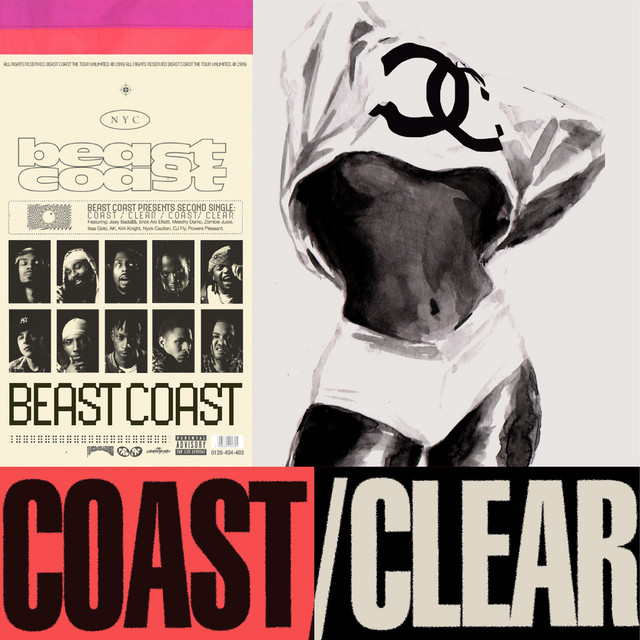 Coast/Clear (feat. Joey Bada$$, Flatbush Zombies, Kirk Knight, Nyck Caution & Issa Gold)