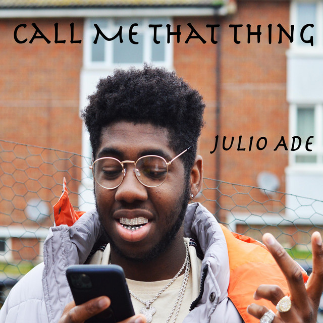 Call Me That Thing cover