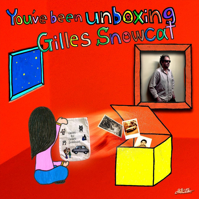 You've Been Unboxing Gilles Snowcat