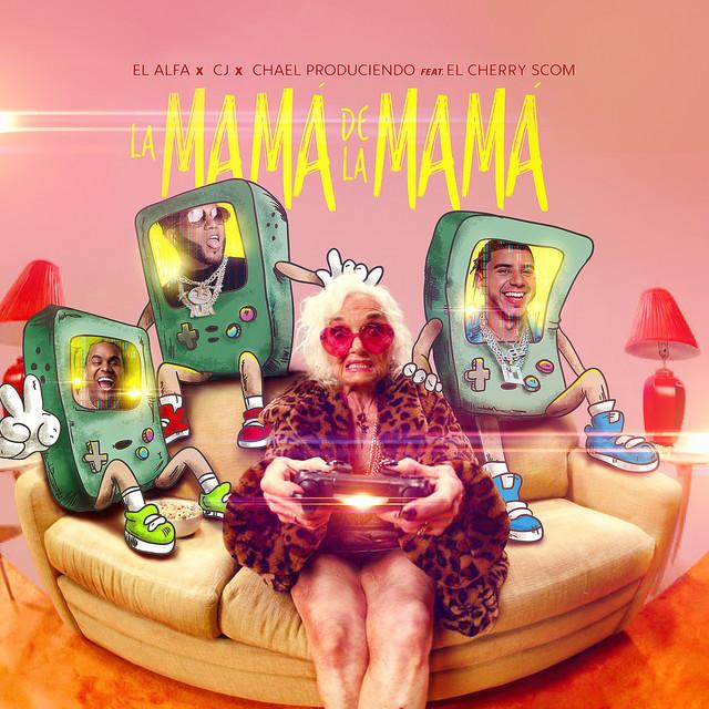 La Mama de la Mama album cover