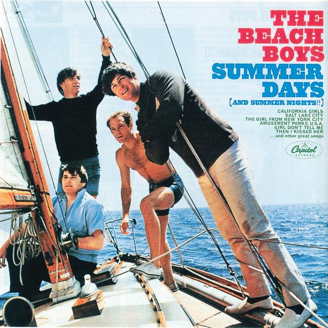 The Beach Boys California Girls - Remix/Remastered acapella
