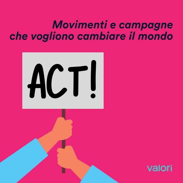Act! Storie che cambiano il mondo Image