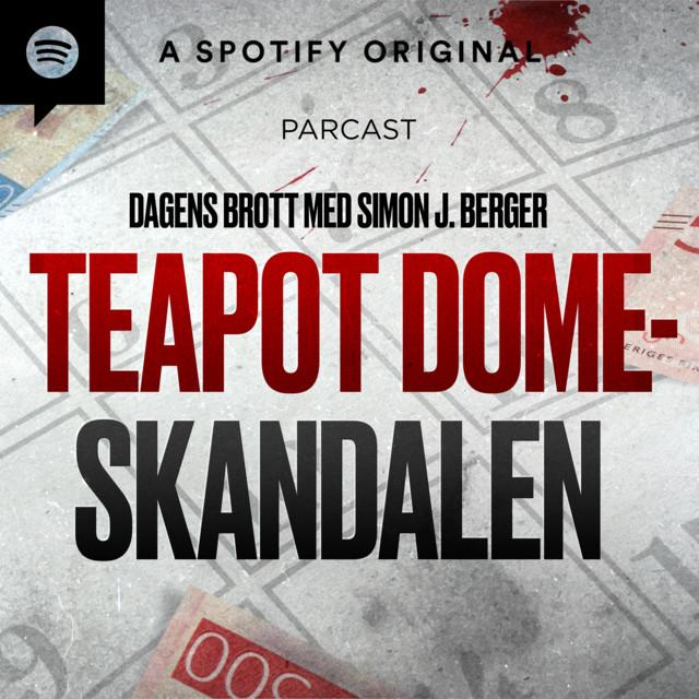 Simon J. Berger: Teapot Dome-skandalen
