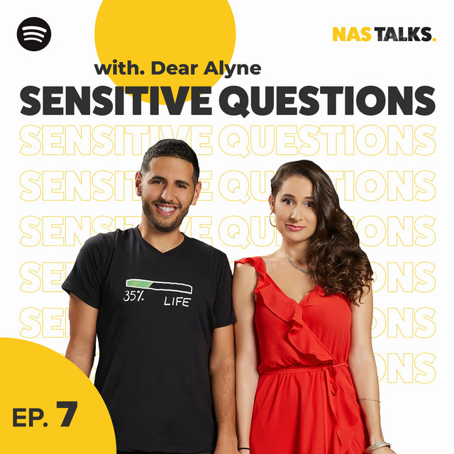EP 7: Asking the Most Sensitive Questions with Dear Alyne