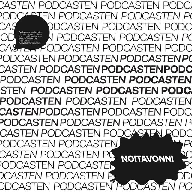 Podcasten — Af Noitavonni