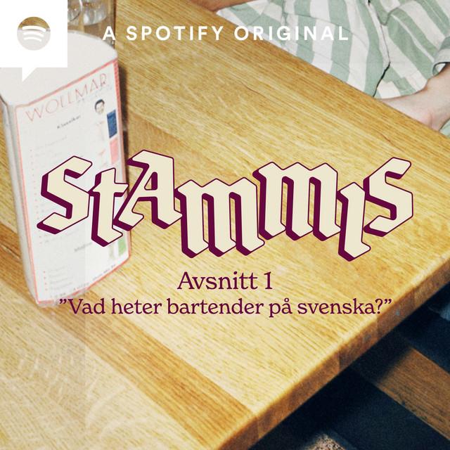 """""""Vad heter bartender på svenska?"""""""