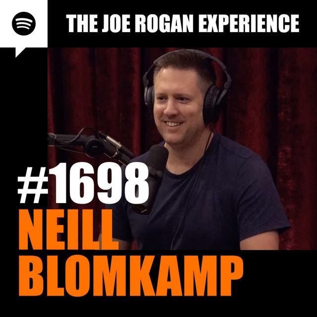 #1698 - Neill Blomkamp