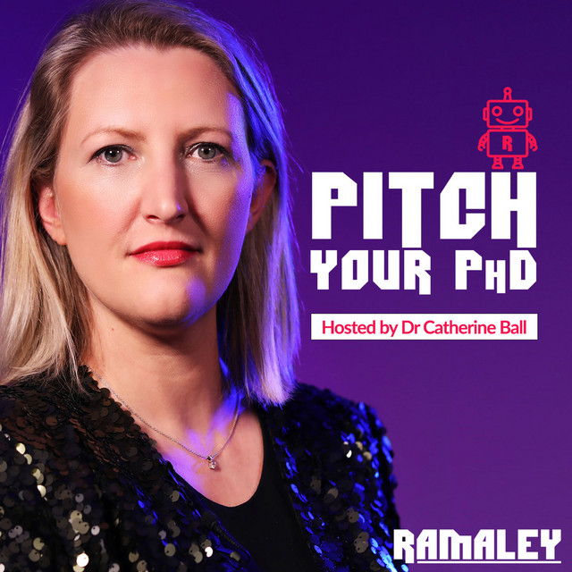 Pitch your PhD trailer - Pitch Your PhD | Podcast on Spotify