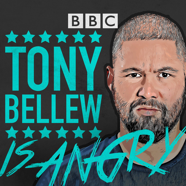Tony Bellew Is Angry