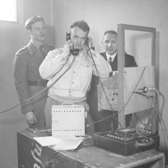 Radiolinjene revolusjonerte norsk telefoni