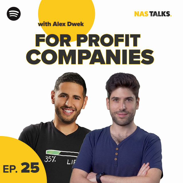 EP 25: Why For Profit Companies Are More Effective Than Non-Profit