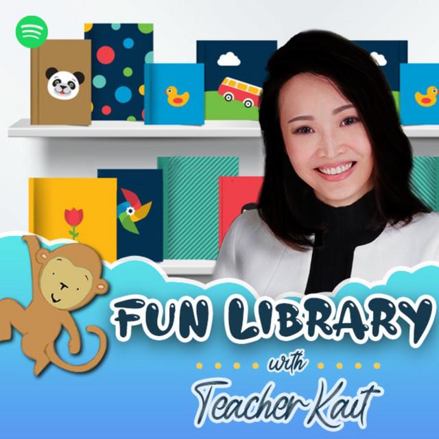英文繪本時間 Fun Library   Teacher Kait老師