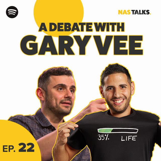EP 22: The Most Passionate Debate with Gary Vee