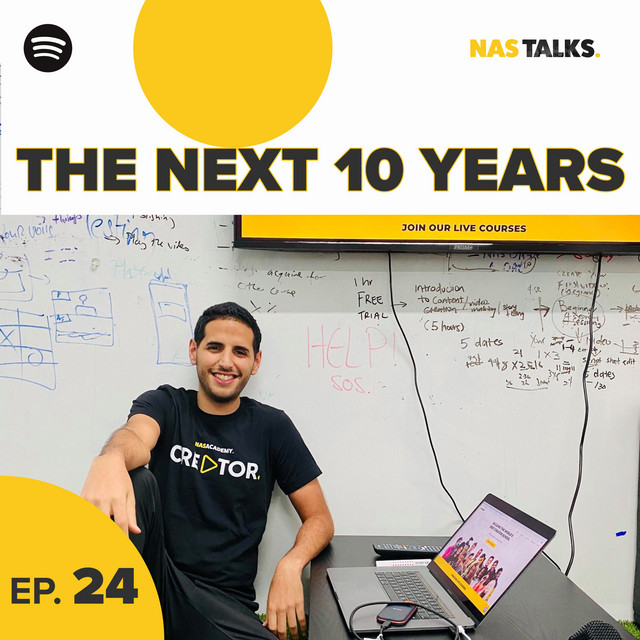 EP 24: Be Excited For The Next 10 Years