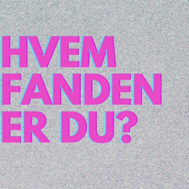 #1 Hvem Fanden Er Du?   Who The Hell Are You?