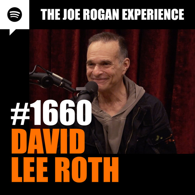 #1660 - David Lee Roth