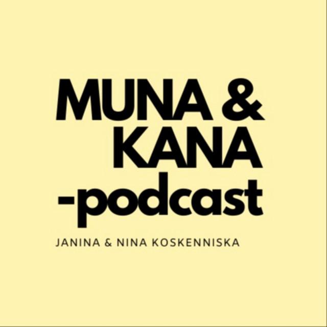 Muna ja kana-podi