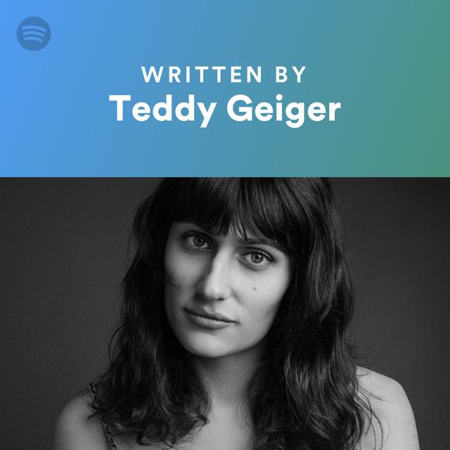 Written By Teddy Geiger