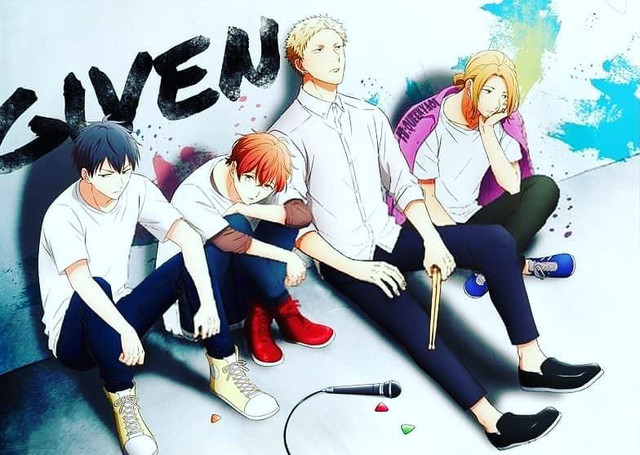 Given — ギヴン Anime Manga Movie Soundtracks - playlist by Nez Adaptar |  Spotify