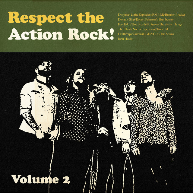 Respect the Action Rock! Volume 2