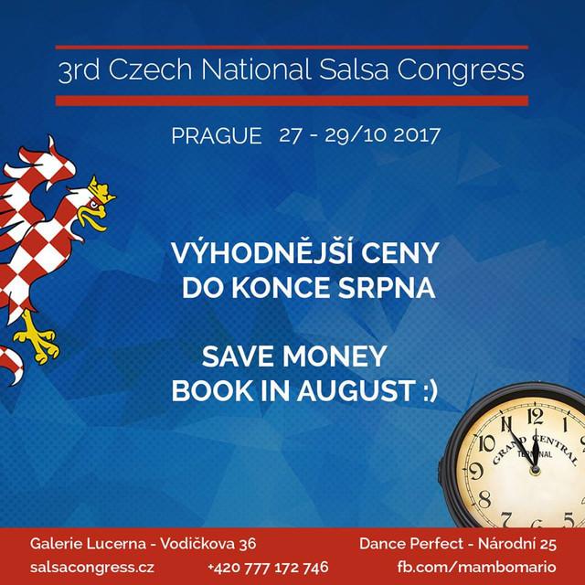 Czech National Salsa Congress DJ Carloss
