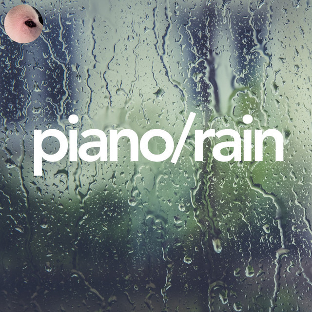piano/rain