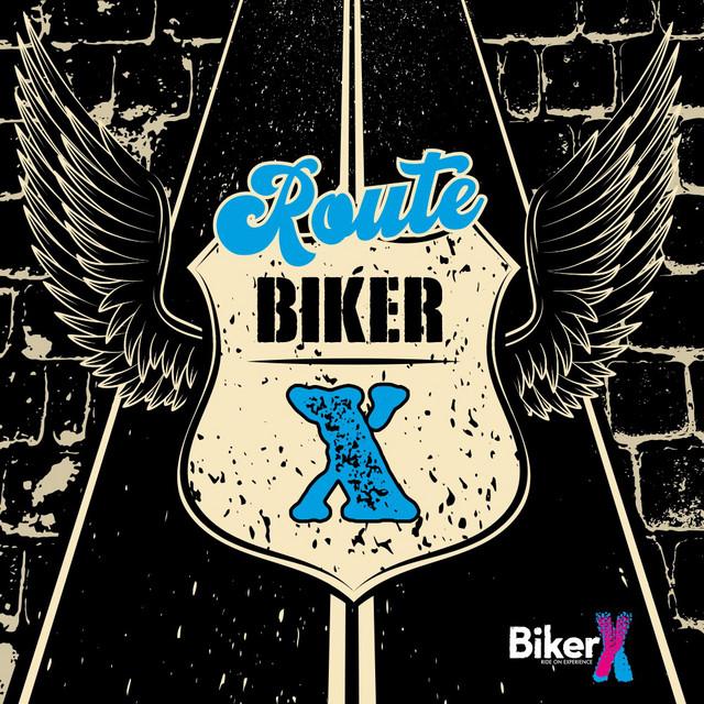 Route BikerX