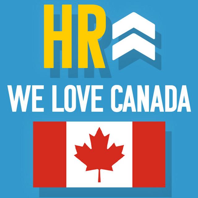 Hype Raise - WE LOVE CANADA