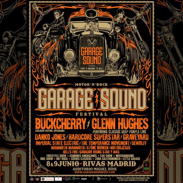 GARAGE SOUND FESTIVAL 2018 - Playlist Oficial