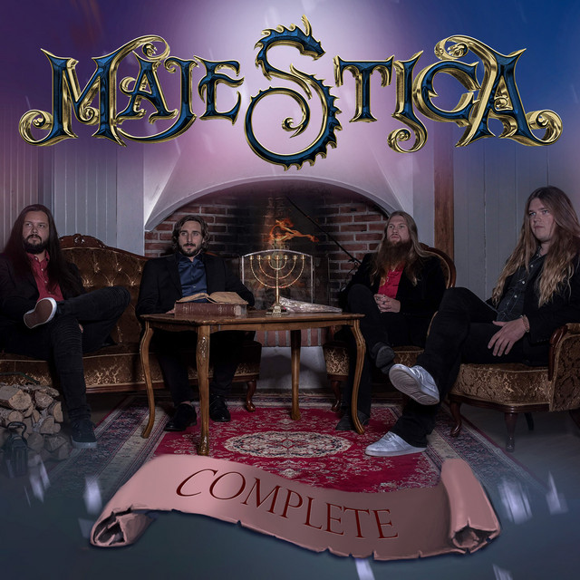 Majestica – The Complete Discography