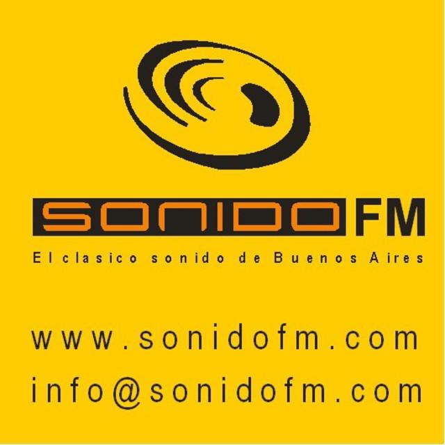 """Sonido FM """"El clásico sonido de Buenos Aires"""""""