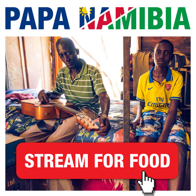 StreamForFood - Papa Namibia - stop hunger, stream for food